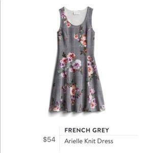 NWT French Grey Arielle Dress